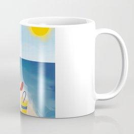 Baby B at the Beach Coffee Mug