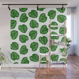 Monstera Deliciosa Wall Mural