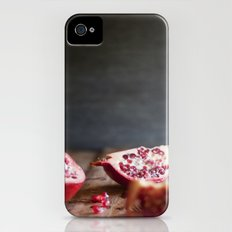 Pomegranate  iPhone (4, 4s) Slim Case