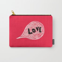 Strong hot love Carry-All Pouch
