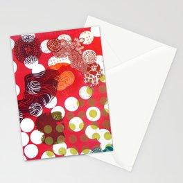 Polka-Dot Stationery Cards