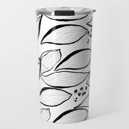 lilies of the valley Travel Mug