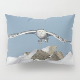 Over the hills Pillow Sham