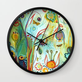 Possibilities Wall Clock