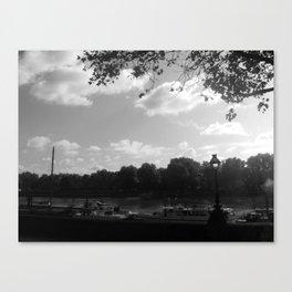 LDN Canvas Print