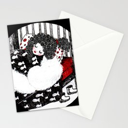 Good night Melita! Stationery Cards