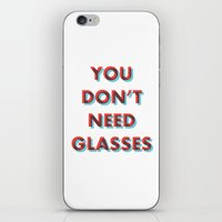 3d iPhone & iPod Skins featuring 3D by ragno design