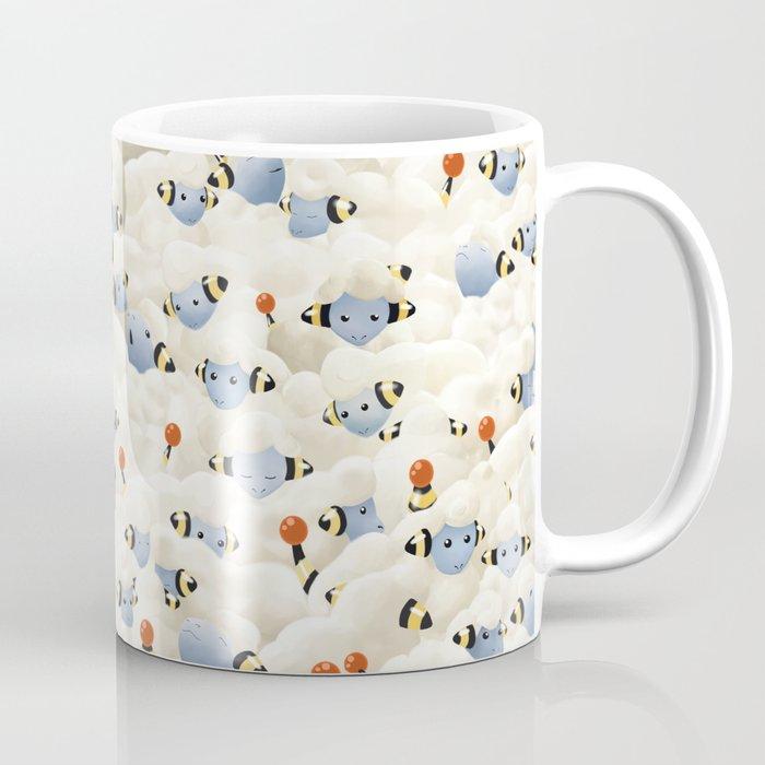 Go To Sleep Sheep Coffee Mug