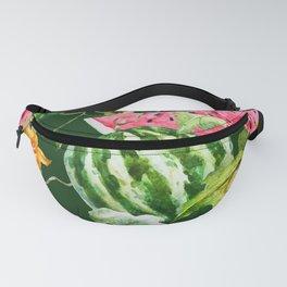 Watermelon Pattern Fanny Pack