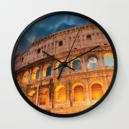 La grande bellezza Wall Clock
