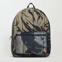 Boy Graffiti art Backpack