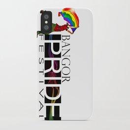 Bangor PRIDE Festival 2013  iPhone Case