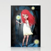 firefly Stationery Cards featuring Firefly by solocosmo