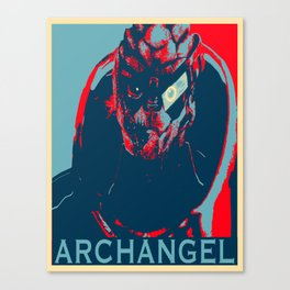Codename Archangel Canvas Print