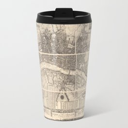 London 1682 Travel Mug