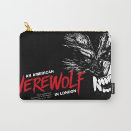 American Werewolf in London Carry-All Pouch