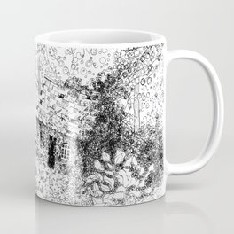 Forest Cottage Coffee Mug