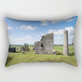 Magpie Mine 2 Rectangular Pillow