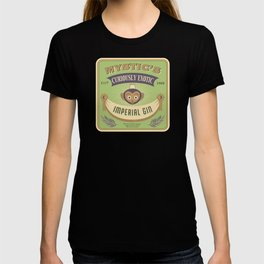 Mystic's Curiously Exotic Imperial Gin T-shirt
