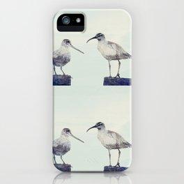 Gossip iPhone Case