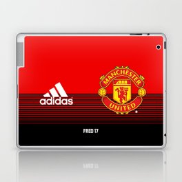Fred - Manchester United Home 2018/19 Laptop & iPad Skin
