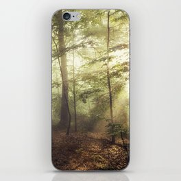 german rain forest iPhone Skin
