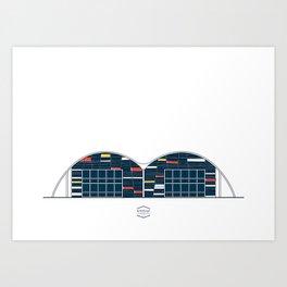 CCS_Ingenieria Art Print