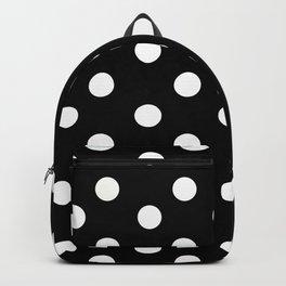 Polka Dot Pattern Backpack
