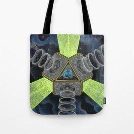 Vectron Equilibrius Tote Bag