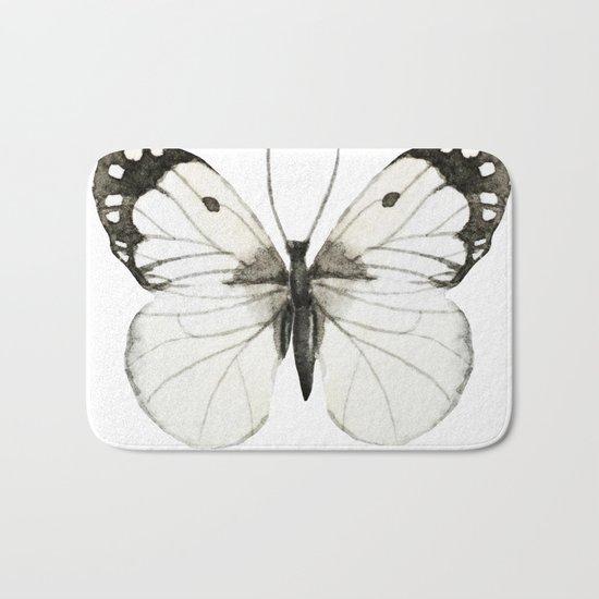 Butterfly 07 Bath Mat