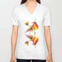 my little pony V-neck T-shirts featuring My little pony by Mari Biro