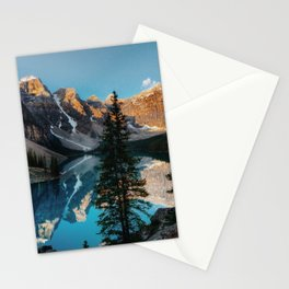 Moraine Lake Canada Stationery Cards
