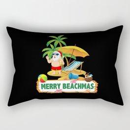 Australian Christmas, Summer, hawaiian Rectangular Pillow