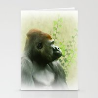 ape Stationery Cards featuring Ape by Shalisa Photography