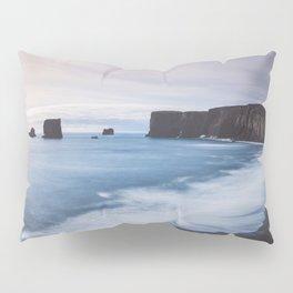 Dyrhólaey - Landscape and Nature Photography Pillow Sham