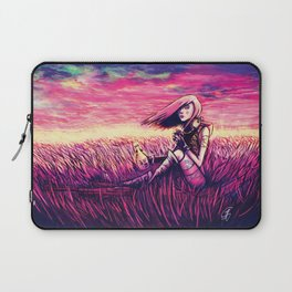 Fortune waits... Laptop Sleeve