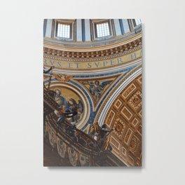 St. Peter's Altar Metal Print
