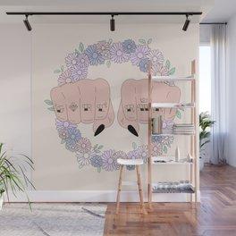Girl Power 2018 Wall Mural