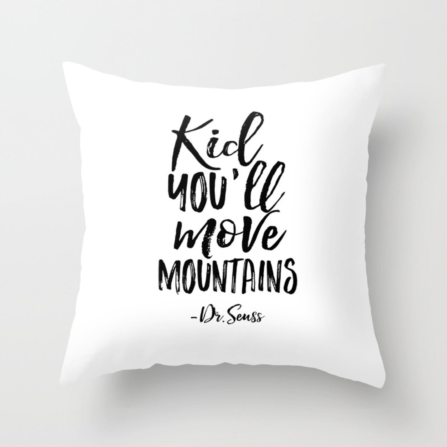 Ll Move Mountains Dr Seuss Quote Kids