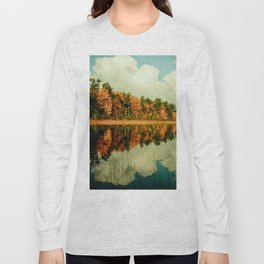 Birth of a Cloud Long Sleeve T-shirt