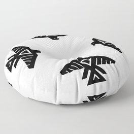 Thunderbird Floor Pillow