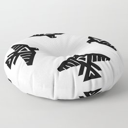 Thunderbird Floor Pillow