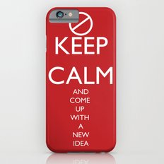 Maybe, Don't Keep Calm Slim Case iPhone 6s