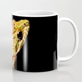 Watercolor Frog, Cricket Frog 09, Merchants Millpond, North Carolina, Paddles Up Coffee Mug