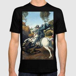 Raphael Saint George and the Dragon T-shirt