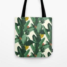 Crystal Gardens Pattern Tote Bag