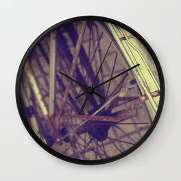 Paseo ( walk ) Wall Clock