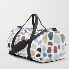 Terrazzo Colorful Duffle Bag
