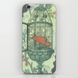 Bird Set Free iPhone Skin