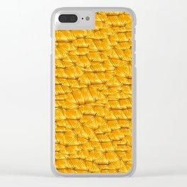 Goldie XI Clear iPhone Case